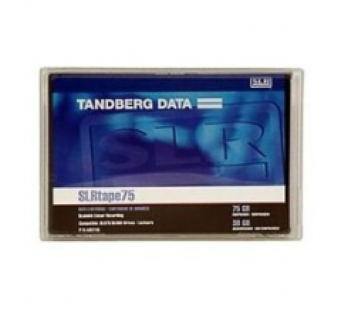 Tandberg Data 38GB/75GB SLR75 Backup Tape (Retail Packaging)