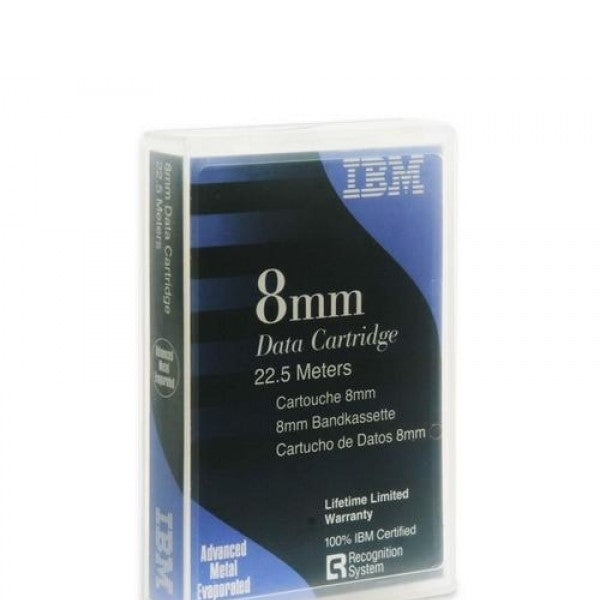 IBM 59H2671 8mm Backup Tape Cartridge (2.5GB/5GB Retail Pack)