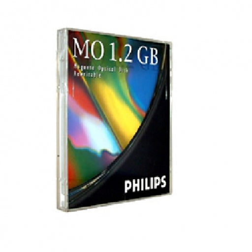 "Philips 1.2GB R/W 5.25"" Magneto Optical Disk"