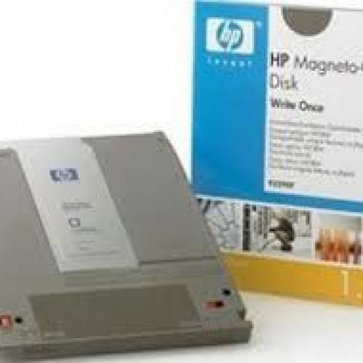 "Hp 1.3GB WORM 2X 5.25"" Magneto Optical Disk"
