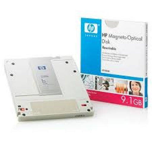 HP Magneto 9.1GB Rewritable Optical Disk