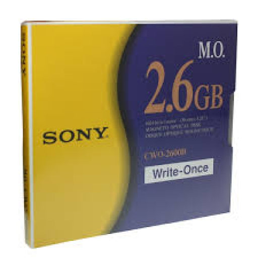 SONY WORM Optical 5.25 4X Disk