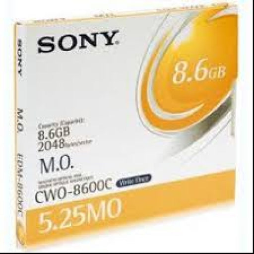 SONY WORM Optical 14X Disk