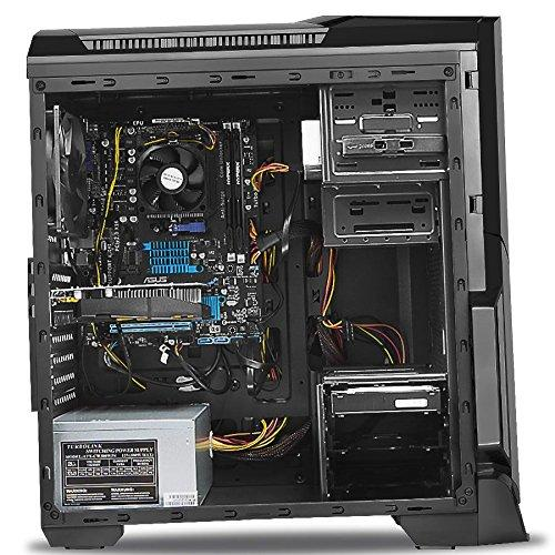 0-761345-15202-0 - Antec GX500 Mid Tower Computer Case no Power Supply