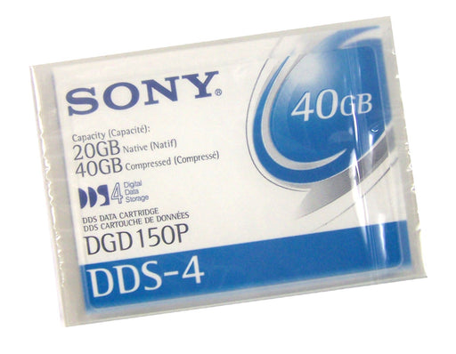 Sony DDS-4 tape 20/40 GB