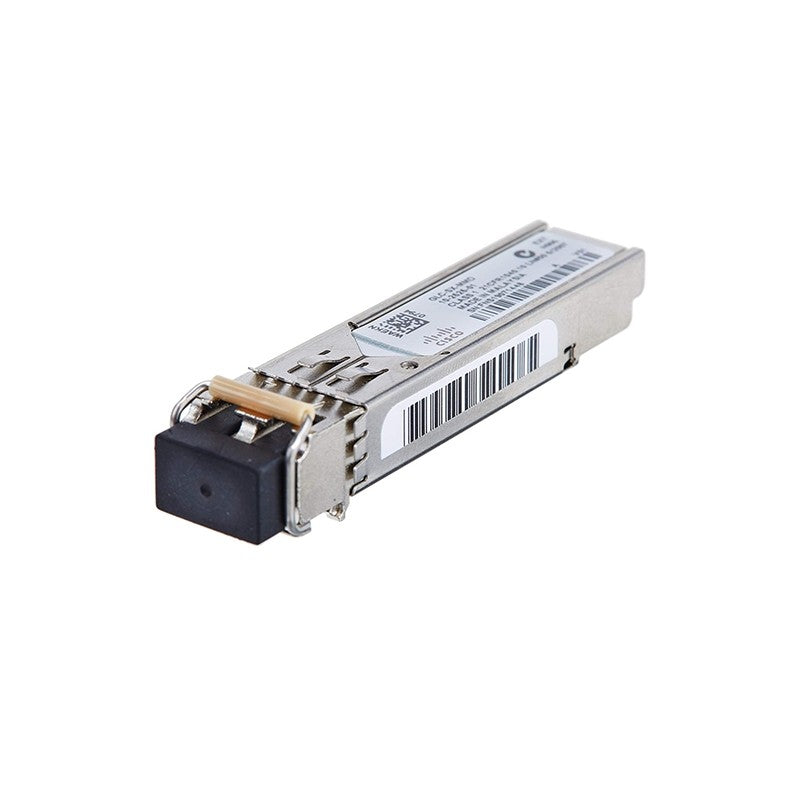 Cisco GLC-SX-MMD 1000BASE-SX SFP transceiver module, MMF, 850nm, DOM