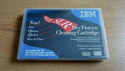 IBM SLR-MLR Cleaning Tape Cartridge DC9000