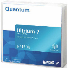 Quantum MR-L7MQN-01 LTO-7 Ultrium Data Backup Tape Cartridge (6.0TB/15TB) Retail Pack