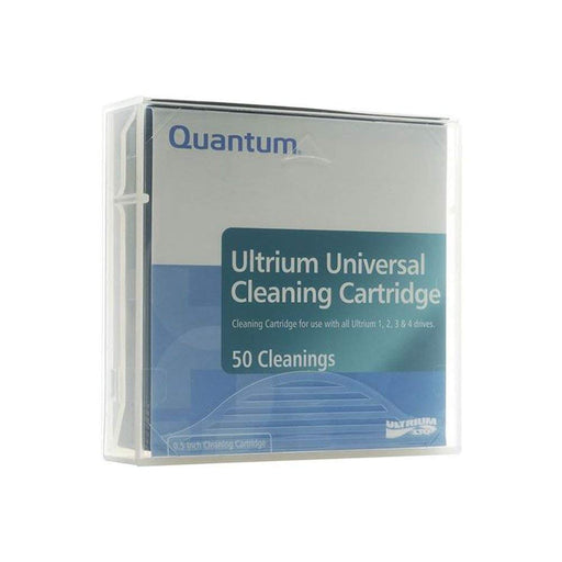 Quantum MR-LUCQN-01 LTO Ultrium Cleaning Cartridge (Universal 1,2,3,4,5 & 7)