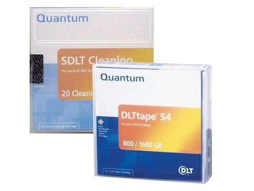 Quantum DLT-S4 (DLTSAGE) Backup Tape (Retail Packaging)