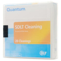Quantum SDLT DLT-S4 Cleaning Cartridge For SLDT220/SDLT320/SDLT600/600A/S4