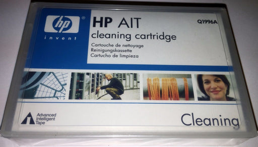 HP Q1996A AIT (Universal 1,2,3) Cleaning Cartridge