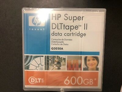 HP SDLT-II Backup Tape 300/600 GB (Bulk Packaging)