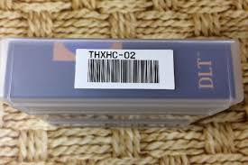 Quantum THXHC-02 DLT Cleaning Cartridge