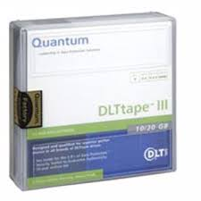 Quantum DLT III Data Cartridge 10/20 GB
