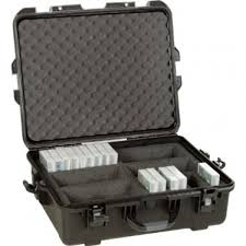 Turtle Master Multimedia Storage case - Capacity 50