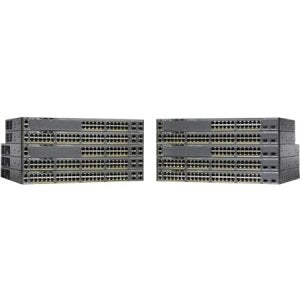 Cisco Catalyst WS-C2960XR-48FPD-I 2960-XR 48 GigE PoE 740W, 2 x 10G SFP+, IP Lite