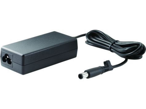 X170M - Dell 45Watt 2-Prong AC Adapter with 3-Wire Flat Power Cord Plus Duck head