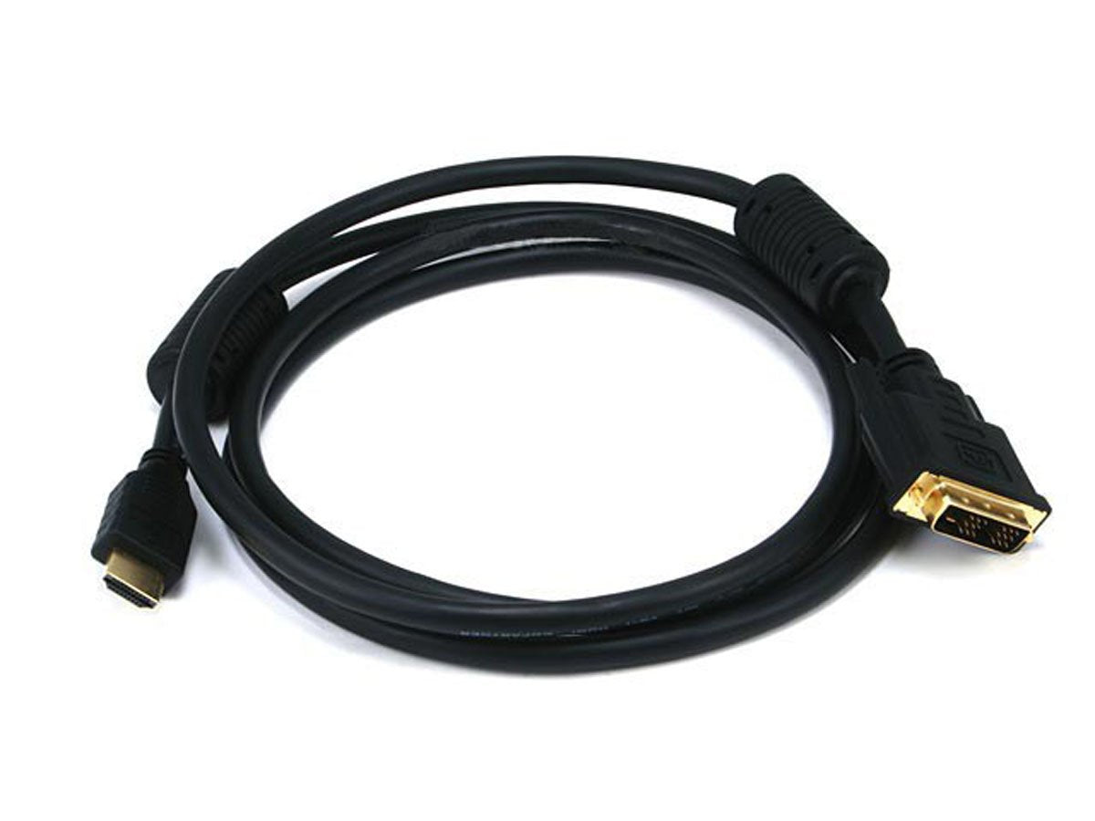 0KD923 - Dell 12-inch 4 Pin 2WIRE LED to HD Cable Assembly