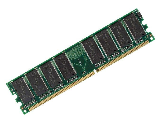 A12945059 - Dell 1GB DDR2-800MHz PC2-6400 non-ECC Unbuffered CL6 200-Pin SoDimm Dual Rank Memory Module