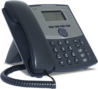 Cisco 3 Line Ip Phone W/ Disp And Pc Pt