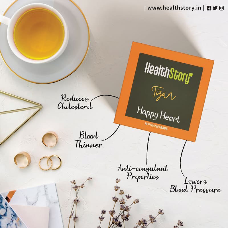 Happy Heart - Herbal Tea Infusion