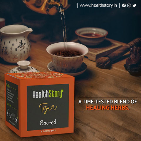 Sacred - Herbal Tea Infusion