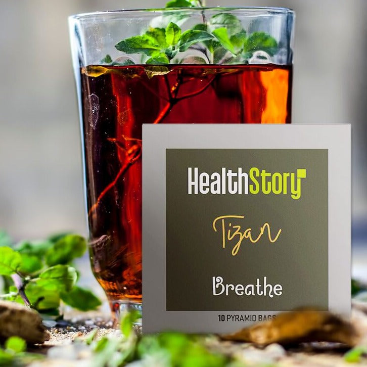Breathe - Herbal Tea Infusion