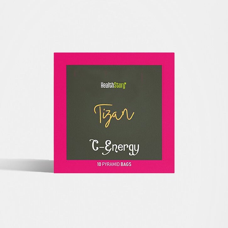 C Energy - Herbal Tea Infusion