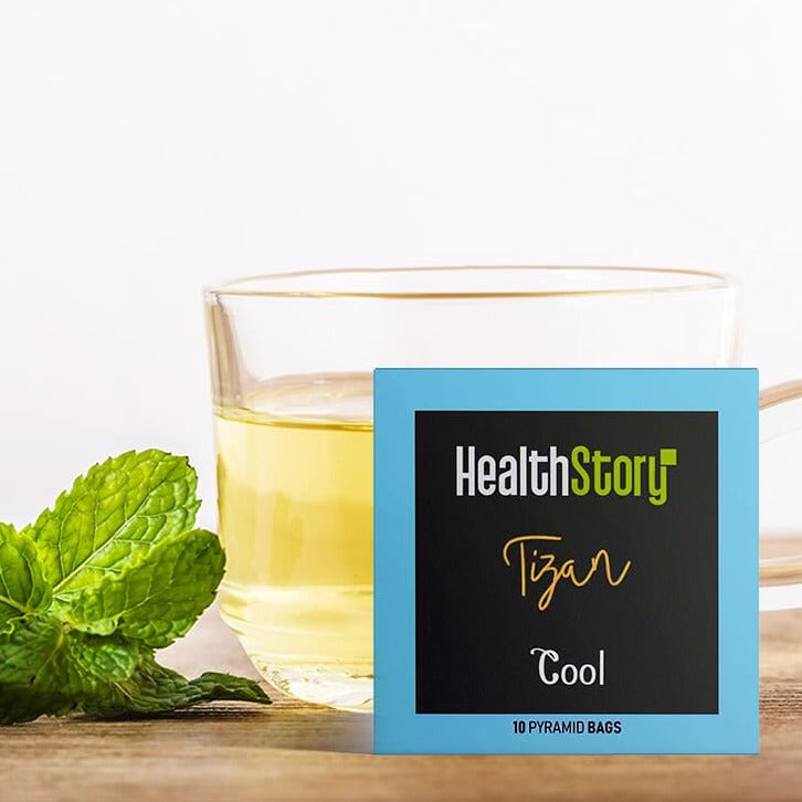 Cool - Herbal Tea Infusion