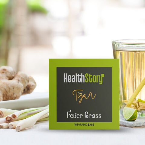 Fever Grass - Herbal Tea Infusion