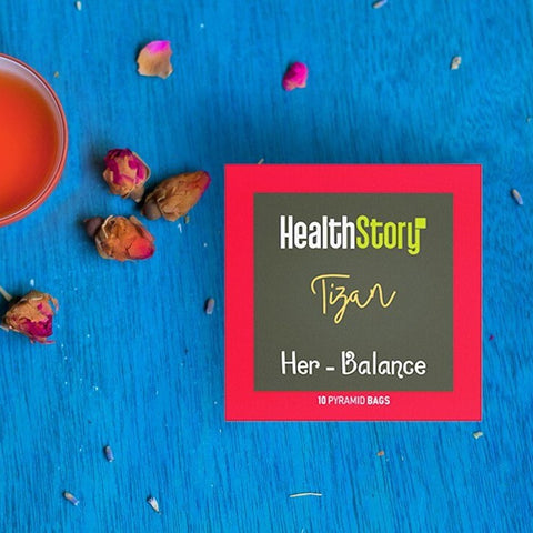 Her Balance - Herbal Tea Infusion