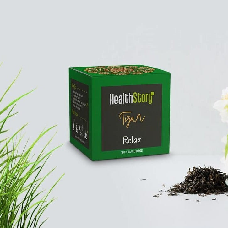 Relax - Herbal Tea Infusion
