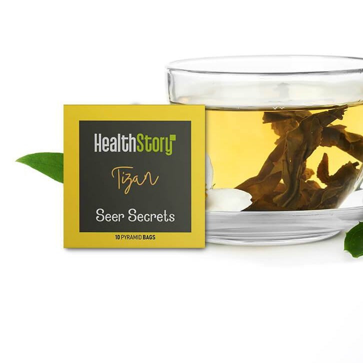 Seer Secrets - Herbal Tea Infusion