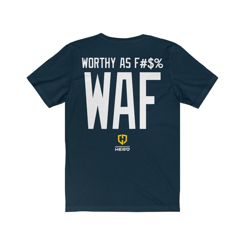 Gary Worthy AF Jersey Tee - Midnight Colors