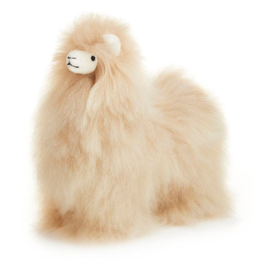 Highland Alpaca Doll - 2 Colors