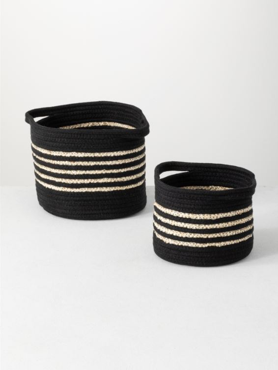 Maize and Cotton Baskets - 2 Sizes