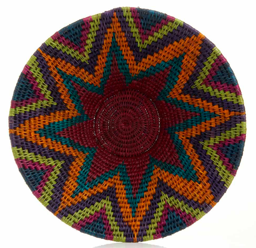Rainbow Lutindzi Baskets