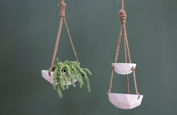 Mollywood Hanging Vase - 2 Styles