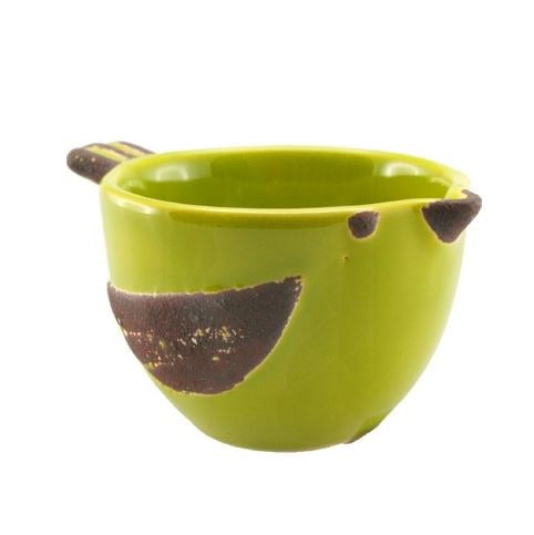 Ceramic Bird Cup - 2 Sizes/Colors