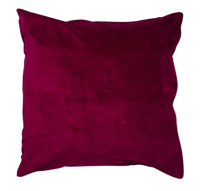 Velvet Pillows - 3 Colors/2 Styles