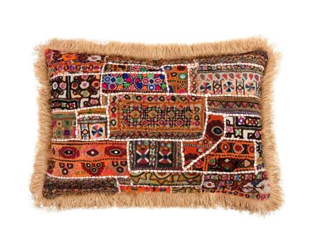Maha Patchwork Cushion