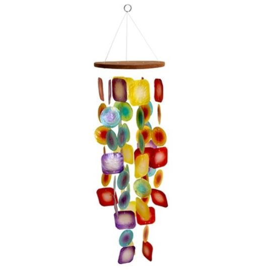Capiz Shell Chime - 2 Styles