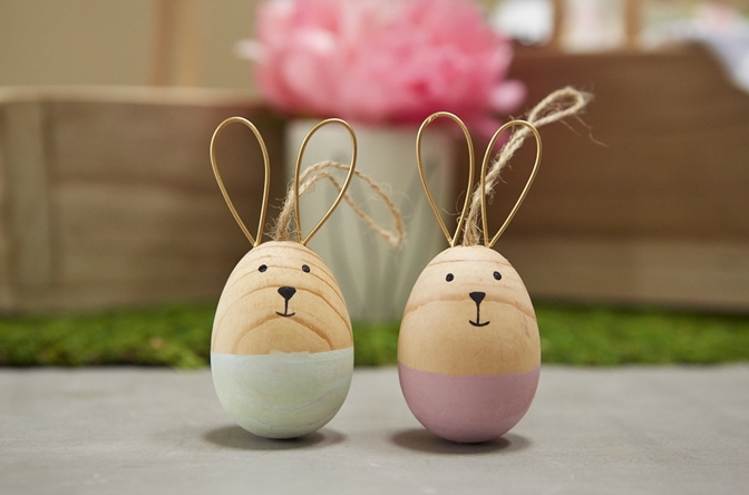 Buddy Bunny Hanger - 2 Colors