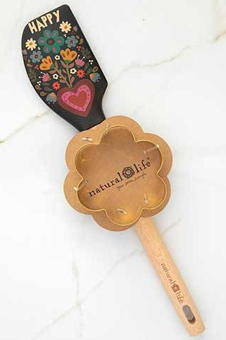 Heart Spatula Cookie Cutter - 2 Styles