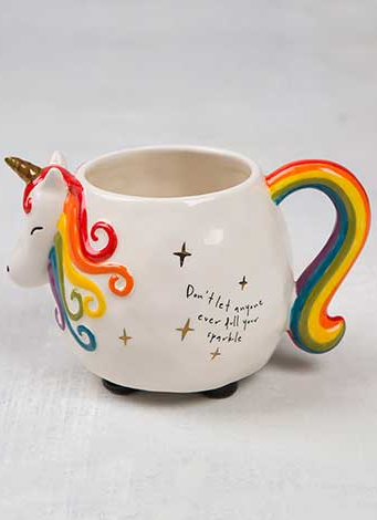 Folk Art Mugs - 13 Styles