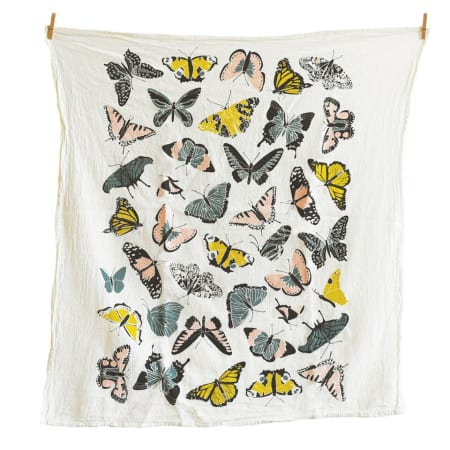 Butterfly House Towel