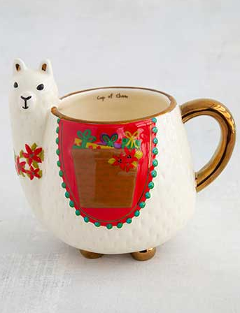 Folk Art Mugs - 7 Styles