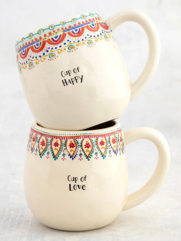 Cup of Mug - 2 Styles