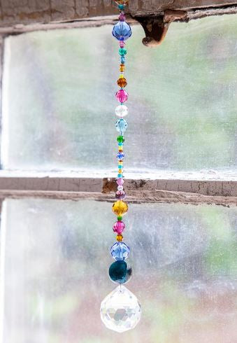 Jewel Sun Catcher - 6 Colors